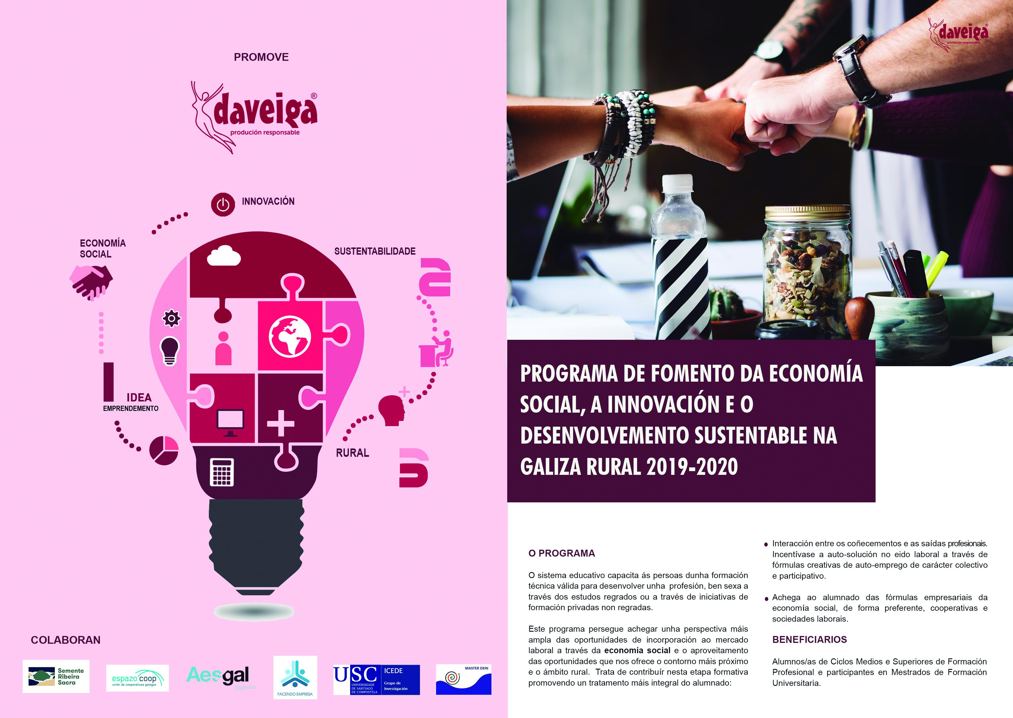 Programa Fomento da Economía Social