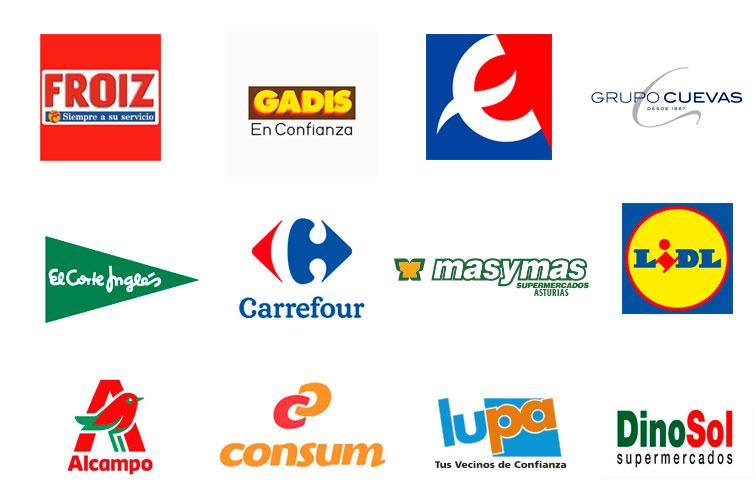 logos supermercados marinheiras